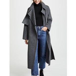 Vince wool coat NWT